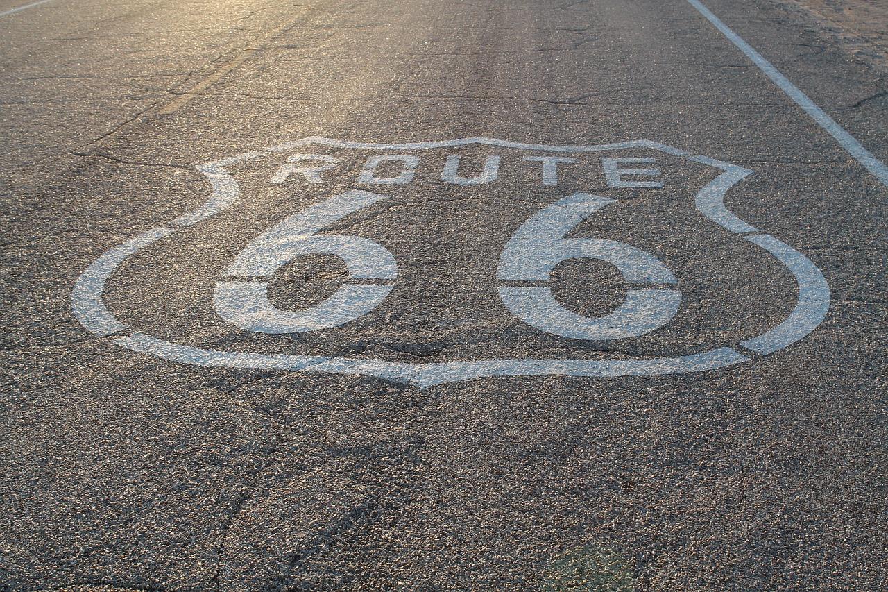Se lancer sur la route 66