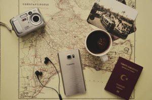 quoi prendre pour voyager